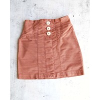 Free People - Every Minute Every Hour - Burnt Orange/Noble Adob