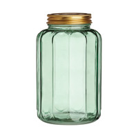 H&M - Glass Jar with Lid