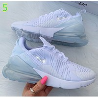 NIKE AIR MAX 270 Breathable running shoes-14