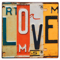 I love the Love Wall Art in the Raleigh & Co. event at Joss and Main!
