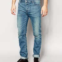 ASOS | ASOS Skinny Jeans In Light Vintage Wash at ASOS