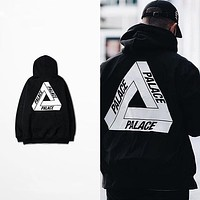 Palace Hoodies Couples Autumn Spring Cotton Palace Hoodies Sweatshirts Coat