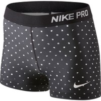 Nike Women's Pro Core 3'' Printed Compression Shorts | DICK'S Sporting Goods