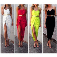 Maxi Dress in Range of Colours