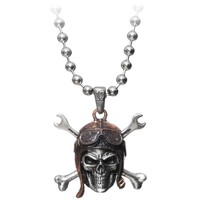 UL13 Death Valley necklace by Alchemy Gothic