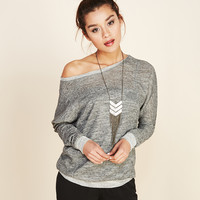 Cozy Minimalist Pullover Tunic | Wet Seal