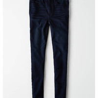 AE Super Soft Super High-Waisted Jegging, Midnight Dreamer