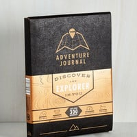 Travel Endless Expeditions Travel Journal by ModCloth