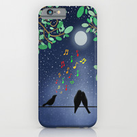Moonlight Serenade iPhone & iPod Case by Tjc555