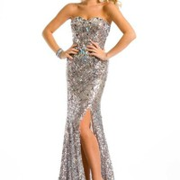 Party Time Gown 6051 Prom Dress - PromDressShop.com