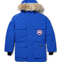 Canada Goose - Expedition Coyote-Trimmed Parka | MR PORTER
