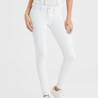 AE Ne(X)t Level Jegging, Sparkle White