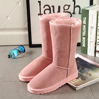 Tall Warm Australian Fall Winter Snow Boots - HIGH QUALITY!!!