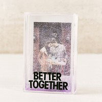 Mini Instax Better Together Glitter Picture Frame | Urban Outfitters