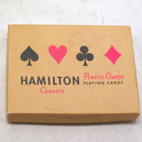 Hamilton, Canasta, Newport, Double, Sealed, Deck, Playing, Cards, Rhode Island, Lighthouse, Sailboat, Poker, Playing, Cabin, Accessory, Lake
