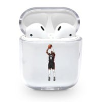 Kyrie Irving Brooklyn Nets Airpods Case