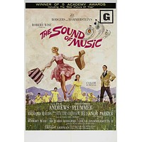 The Sound of Music 27x40 Movie Poster (1965)