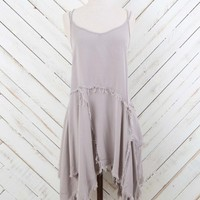 Altar'd State Raw Edge Tunic | Altar'd State