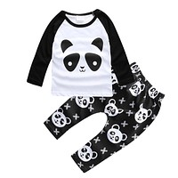 Baby Boy Clothes Baby Girl Clothing Sets Long Sleeve born Baby Clothes Infant Jumpsuits