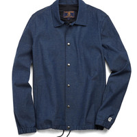 Coach's Jacket in Indigo