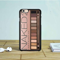 Naked Palette 2 iPhone 6 Case Dewantary