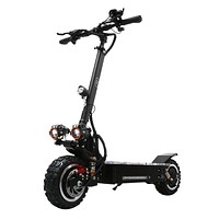 All Terrain Dualdrive Electric Scooter