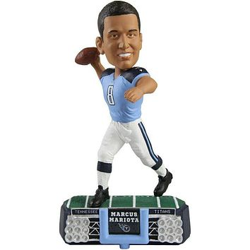 Marcus Mariota Tennessee Titans Stadium Lights Bobblehead by Forever Collectibles