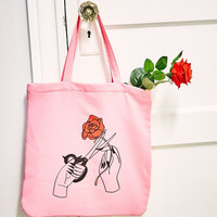 Morticia Tote Bag
