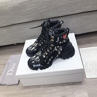dior fashion men womens casual running sport shoes sneakers slipper sandals high heels shoes 316