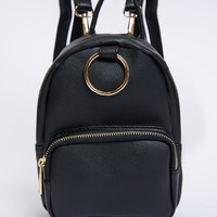 In The City Ring Mini Backpack