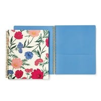Kate Spade New York Large Blossom Notebook