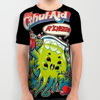 CTHUL-AID All Over Print Shirt by BeastWreck