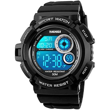 G Style Digital S Shock Men Military Army Watch with LED Water Resistant Date Calendar 2020