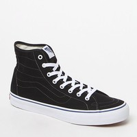 Vans Black and White Canvas Sk8-Hi Decon Shoes at PacSun.com
