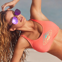 Billabong X UO Sunny Eyes Scoop Neck Bikini Top - Urban Outfitters