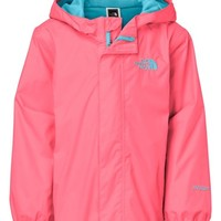 The North Face Girl's 'Tailout' Waterproof Hooded Rain Jacket