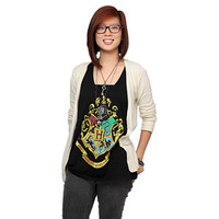 Harry Potter Hogwarts Logo A-line Ladies' Tank