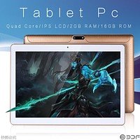 10 inch  Android 5.1  Quad Core CE Brand WiFi GPS FM Tablet pc  2GB+16GB Anroid 5.1 Tablet Pc