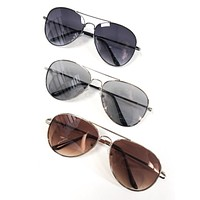 Becky Aviator Sunglasses
