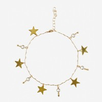 ROCK N ROLL CHOKER - STARS