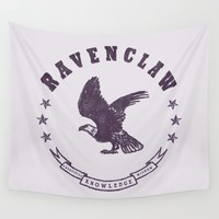 Ravenclaw House Wall Tapestry by Shelby Ticsay | Society6