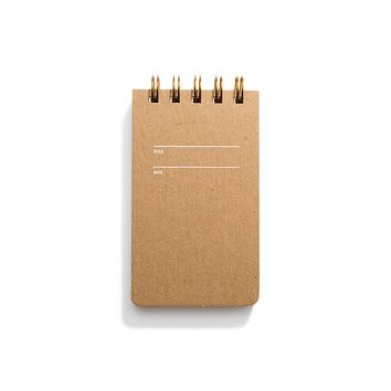 Reporter Notebook, Lined