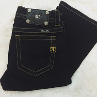 MISS ME MS5151B60 MID-RISE BOOTCUT JEANS