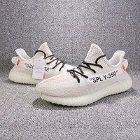 ADIDAS Yeezy Boost 350 V2 Woman Men Fashion Sport Sneakers Shoes