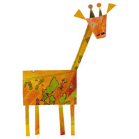 Kelly Carlson's G is for Giraffe Wall Decal