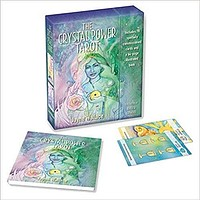 The Crystal Power Tarot: Includes a Full Deck of 78 Specially Commissioned Tarot Cards