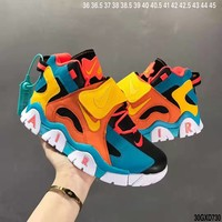 Nike Air Barrage Mid QS Orange/Blue