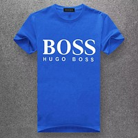 Boys & Men Hugo Boss Fashion Casual Shirt Top Tee