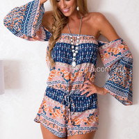 Beach Breeze Playsuit