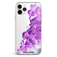 Crystal Invasion iPhone Case